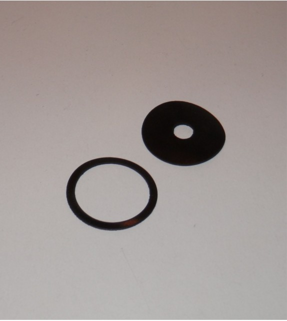 Delete Plug Gaskets - Mini Models Set